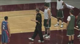 Dana Altman:Drills for a Competitive Team Practice