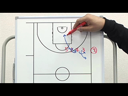 Man to Man Side Out of Bounds Playsマンツーマンサイドアウトオブバウンズプレー5Part2